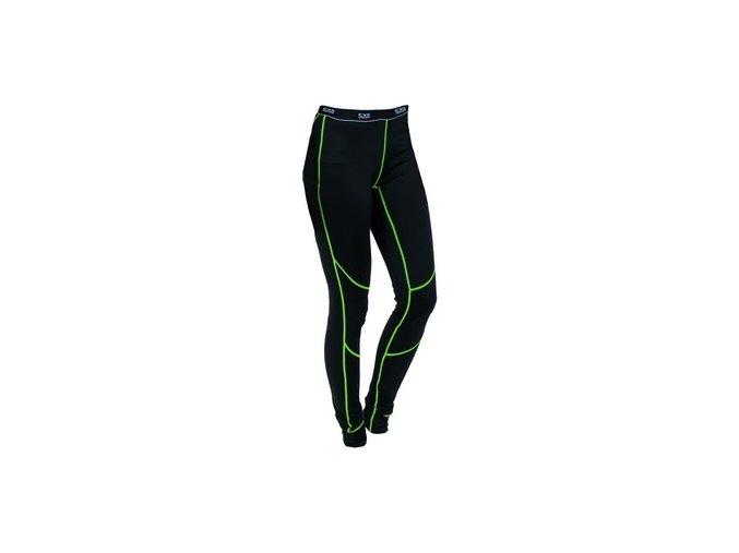 Dámské funkční spodky REWARD, černo-zelené