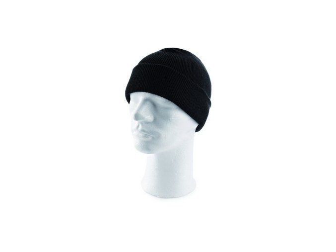 Zimní čepice KULICH, černá
