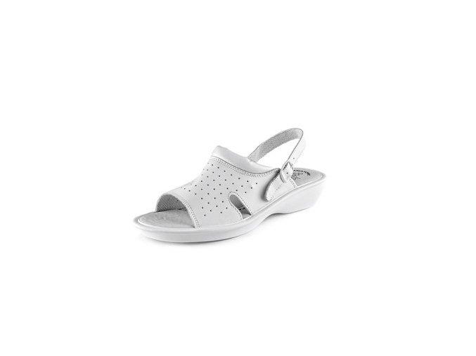 Dámský sandál CXS LIME, bílý, vel. 42