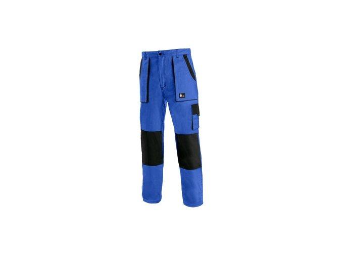 Kalhoty do pasu CXS LUXY JOSEF, pánské, modro-černé