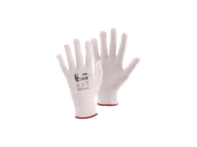 Textilní rukavice SAWA