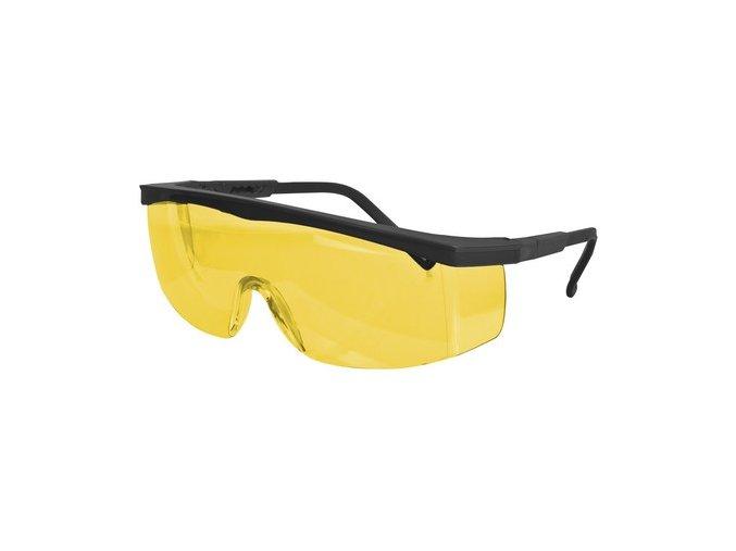Ochranné brýle CXS KID, žlutý zorník