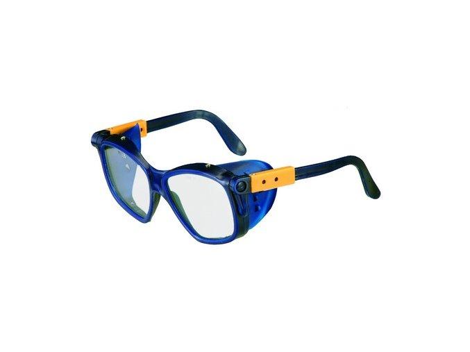 Ochranné brýle OKULA B-B 40, čirý zorník
