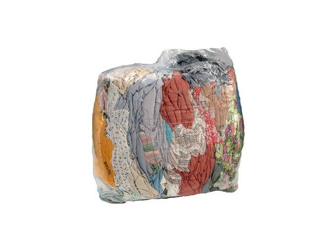 Lisovaný textil, mix, 10kg