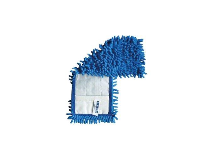 Mop, kapsový, žinylka, 40 cm