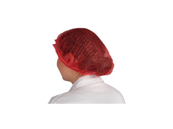 jednorázová čepice