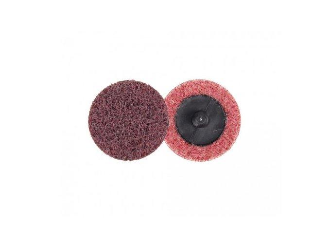 Kotouč brusný Roloc 50mm, lisovaná textilie střední, Med aldivex
