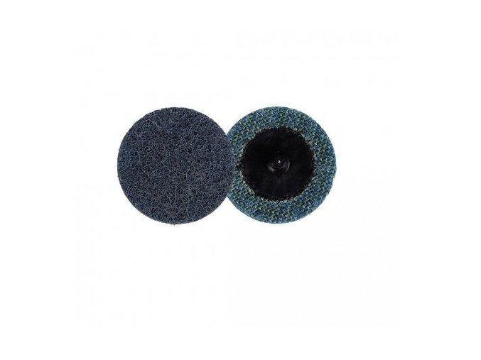 Kotouč brusný Roloc 50mm, lisovaná textilie jemná, Fine aldivex