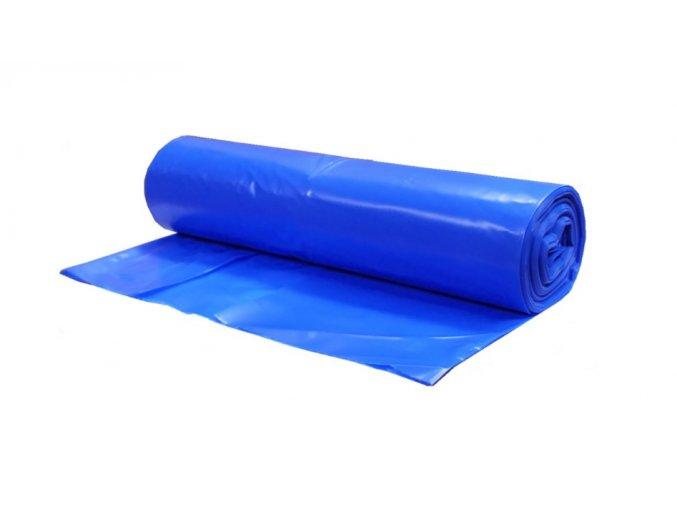 OM5393 Pytel na odpad 70 x 110 mm modrý, 25ks v roli Aldivex