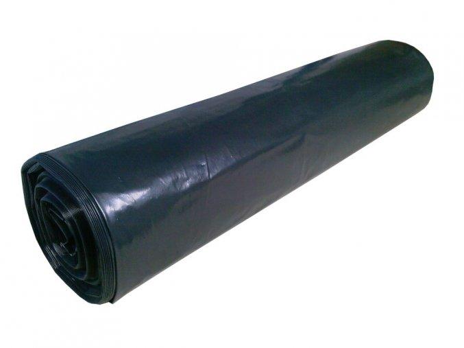 OM5394 Pytel na odpad 70 x 110 mm černý, 120l, 60my, 20ks v roli Aldivex