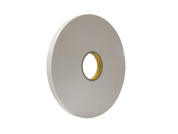 3M Montážní pěnová oboustranná páska 9508W bílá 2 aldivex