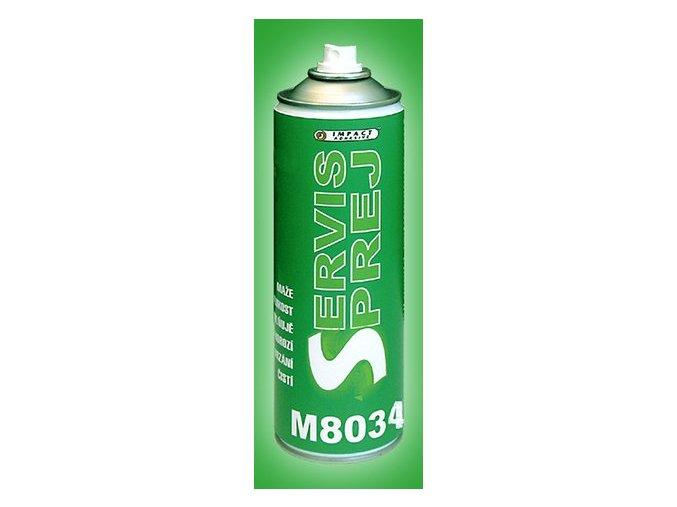Penetrační olej 6v1 8034 aldivex