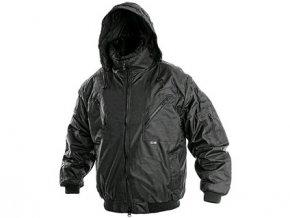 Pánská zimní bunda PILOT, černá