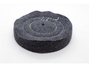 Leštící kotouč technická tkanina 150 ALDIVEX