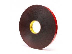 3M VHB™ 5925 F, tl. 0,6 mm; černá Aldivex2
