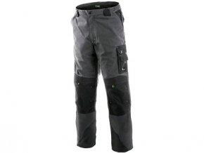 Pánské kalhoty SIRIUS NIKOLAS, šedo-zelené