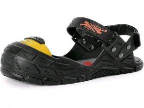Návlek na obuv Visitor Integral S1P, vel. S