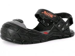 Návlek na obuv Visitor Integral S1P, vel. M