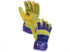 Kombinované rukavice ZORO, vel. 10