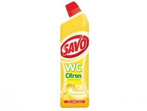 Čistící prostředek SAVO WC, 750 ml