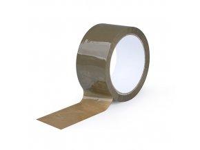 Páska lepící hnědá