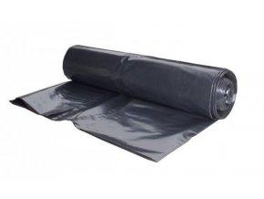OM5395 Pytel na odpad 100x120 cm, 80 Mi, černý, 240l, role 5ks Aldivex