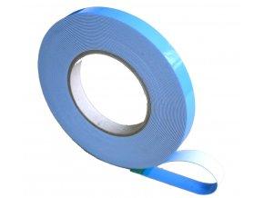 Oboustranná pěnová páska 1 x 19 mmx50m , bílá aldivex