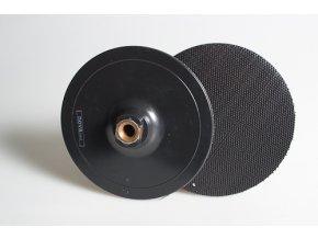 Podložný talíř se suchým zipem, 125 mm M14 GRIP Aldivex
