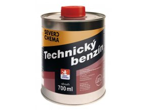 Technický benzín 0,7 L