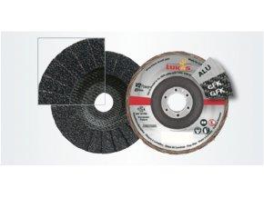 Kotouč pro hrubé čištění na sklolaminátovém talíři 125mm V2 Power aldivex