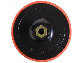 Podložný talíř se suchým zipem, 125 mm trn Aldivex