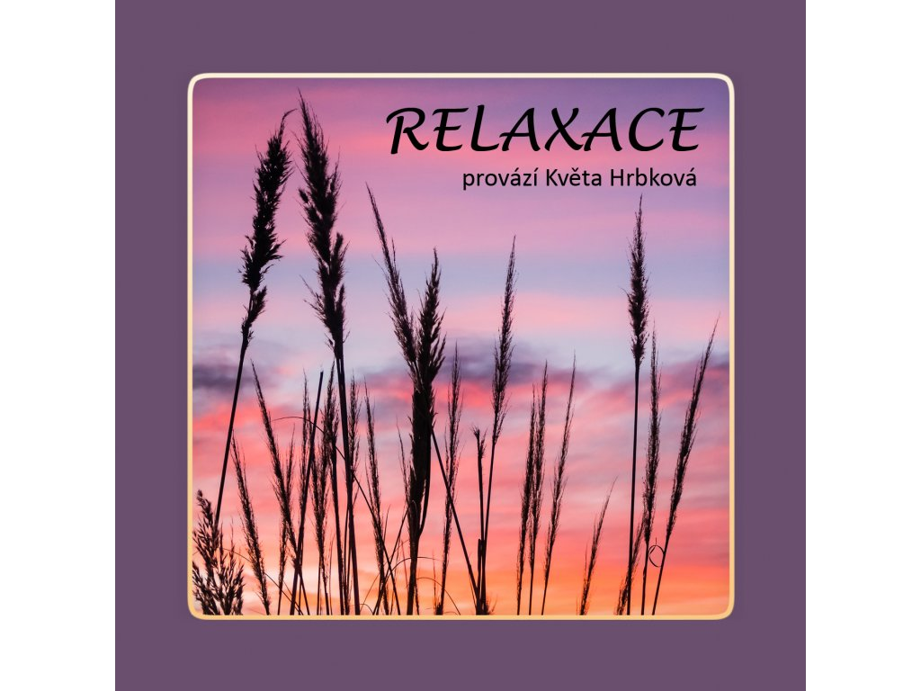 RELAXACE obrázek přebal