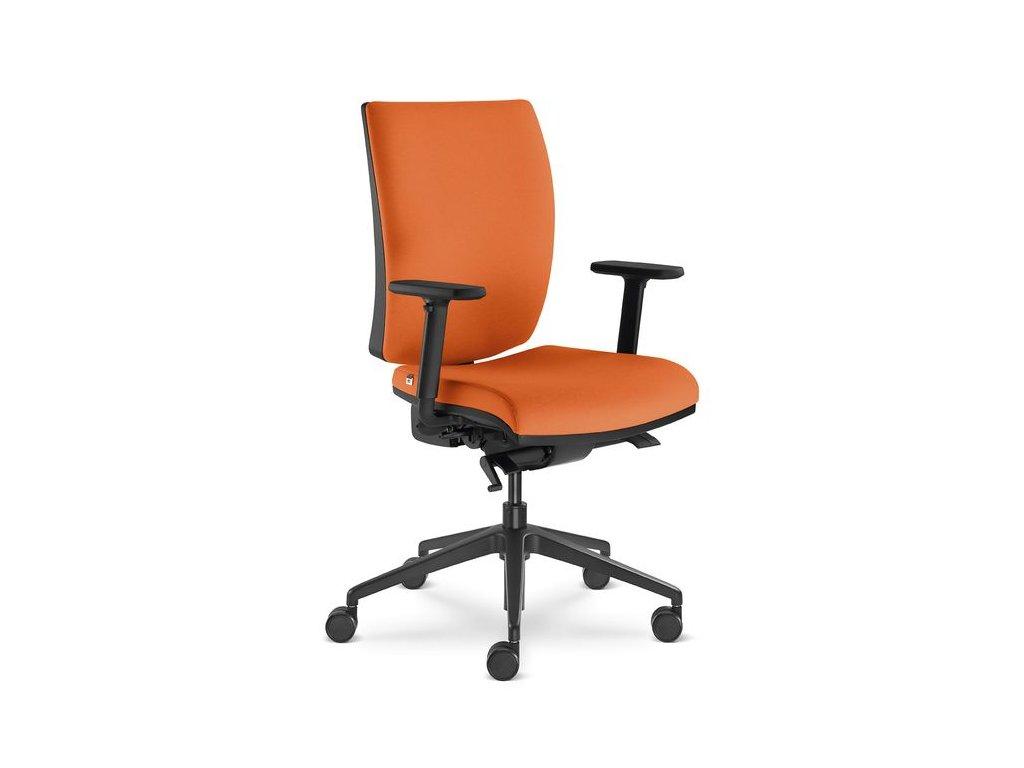 Kancelářská židle LYRA 235-SYS