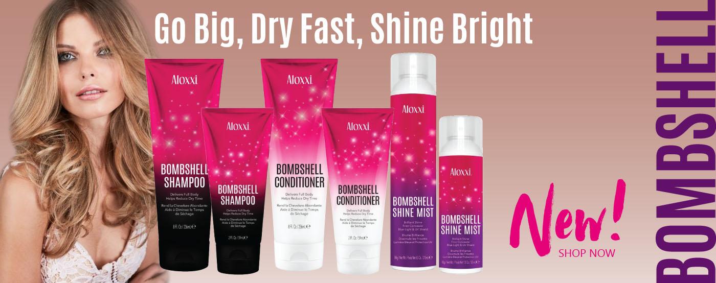 Šampon, kondicionér, lesk