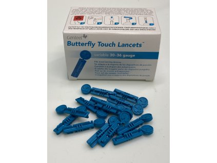 Lancety – Genteel Butterfly Touch