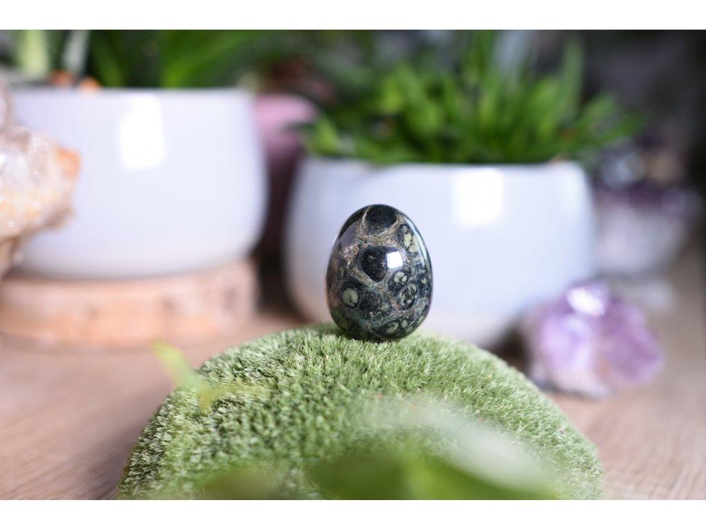 Energetické vajíčko kambaba (Yoni) (chrání, pohlcuje negace)