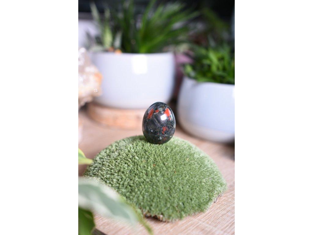 Energetické vajíčko heliotrop (ukotvení, citová stabilita)