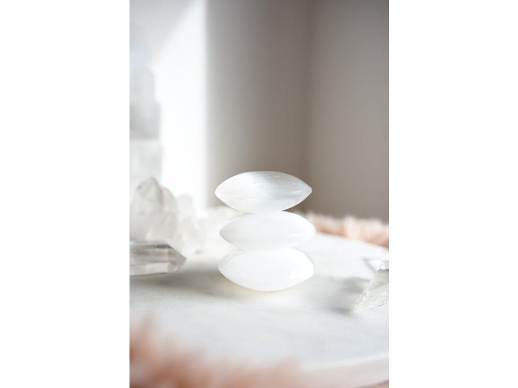 Selenitové mejdlíčko (zklidnění, uvolnění, meditace)