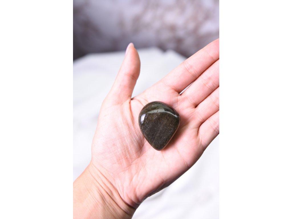 Zlatý obsidián