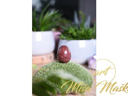 Energetické vajíčko jaspis (vnitřní žena, léčení)