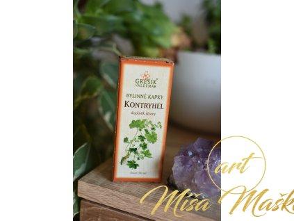 Kontryhel bylinné kapky 50ml (ženské problémy)