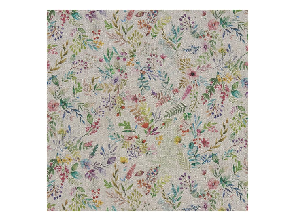Forget Me Not Linen F1161/01