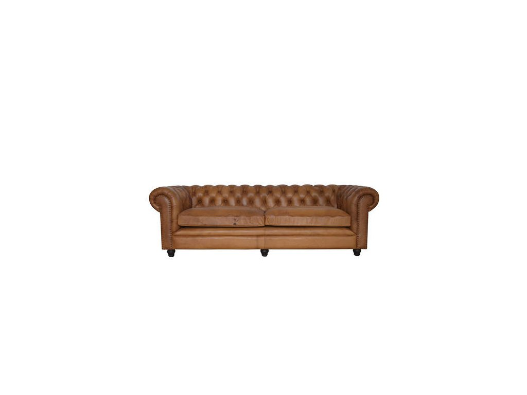 Kožená sedačka DT24 180 cm