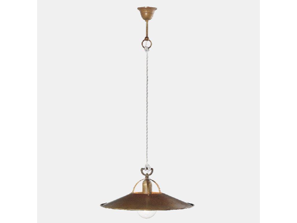 Il Fanale, závěsné svítidlo, lustr Poggio 203.12.OO