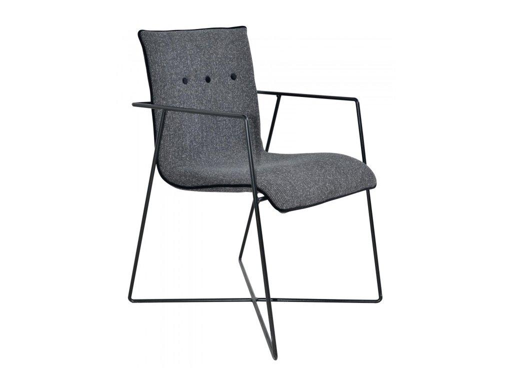 Kožená židle DT62