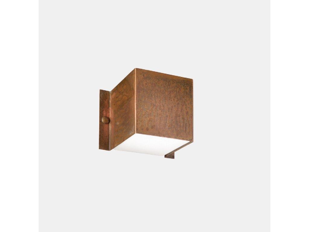 Il Fanale Decori 252.05.RR, nástěnné svítidlo