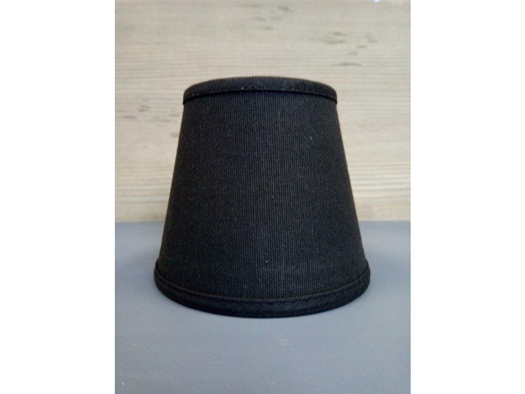 Širm černý 12 cm
