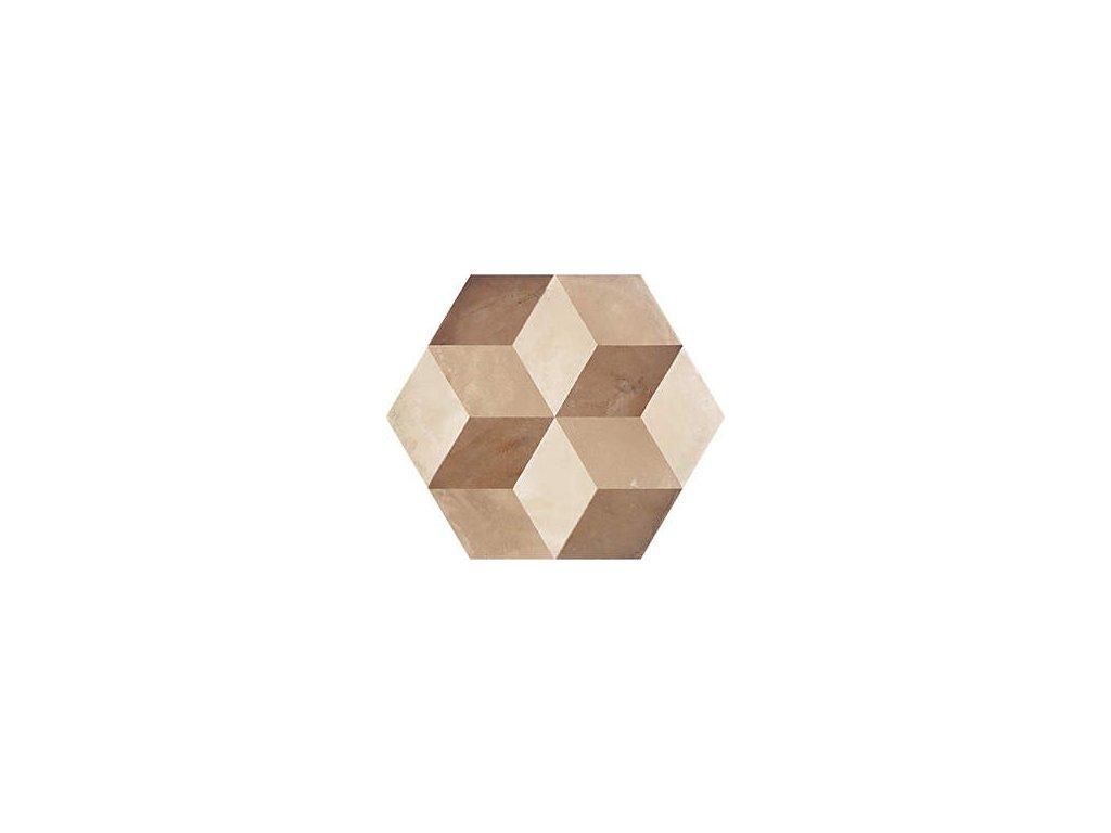 Obklad Terra Cubo vers F
