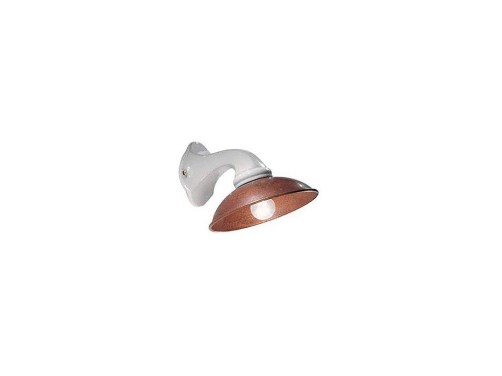 Il Fanale, nástěnné svítidlo 064.05.OC Mini