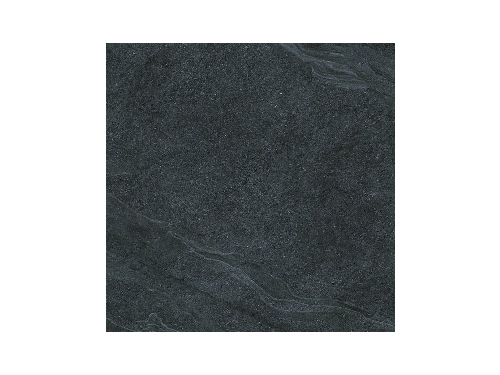 Dlažba Nordic 80 x 80 Stone black